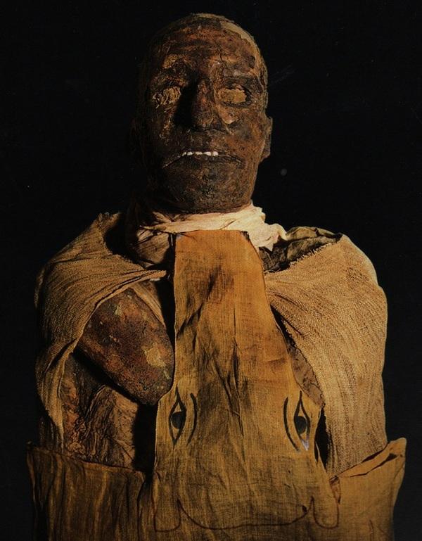 Царевич-отцеубийца  -  погребенный заживо? история, тру стори, взгляд в прошлое, Мумия, длиннопост