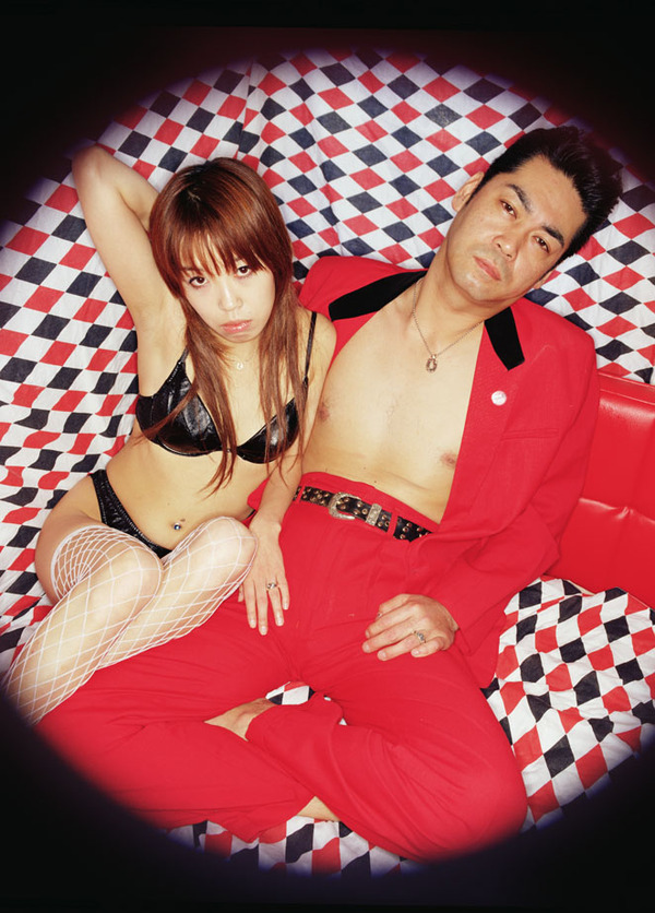 Эти странные японцы: Харухико Кавагути и его любовники в пластиковых мешках япония, фотография, мешок, Упаковка, любовники, Харухико Кавагути, длиннопост