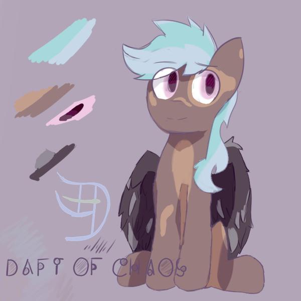 Несколько рисунков. my little pony, Original Character, рисование, длиннопост