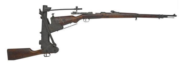 Spiegelkolben - траншейная винтовка винтовка, Оружие, история, Военная история, вторая мировая война, нечто непонятное, инженер