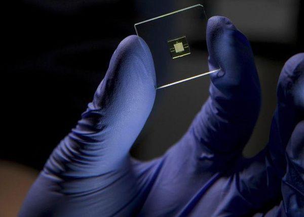 3D-печать помогла создать рекордно тонкие каналы для микрофлюидики технологии, 3d печать, физика, микрофлюидика, чип