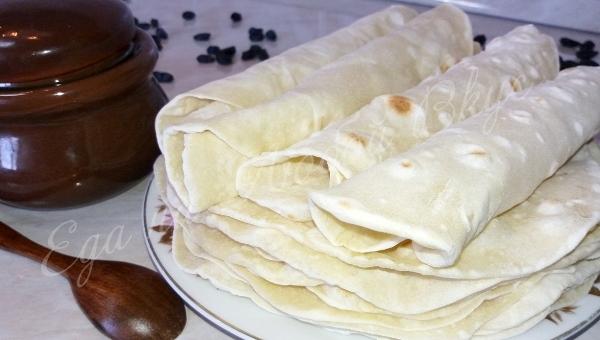 Тонкий Домашний ЛАВАШ на сковороде лаваш, лепешки, хлеб, кулинария, еда, видео рецепт, фоторецепт, видео, длиннопост