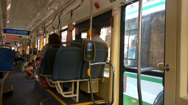 Надежное крепление трамвай, Москва, привет читающим тэги