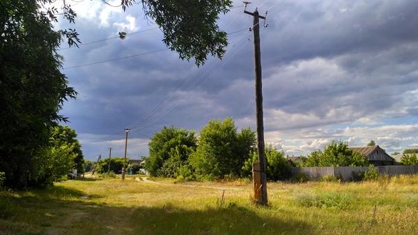 Сельские просторы. воронежская область, село, пейзаж, фотография, увлечение, Природа, длиннопост