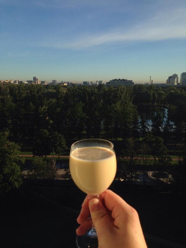 Когда утро действительно доброе)