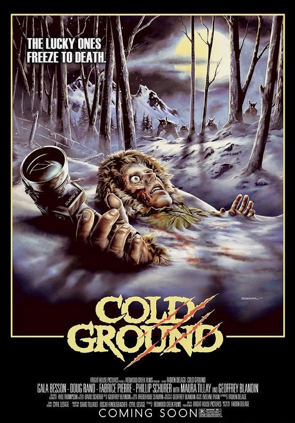 """Трейлер фильма ужасов """"Холодная земля"""", от которого бегут мурашки я знаю чего ты боишься, ужасы, мистика, трейлер, холодная земля, видео"""