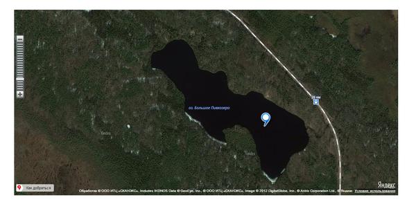Молочные реки, да кисельные берега говорите? карты, яндекс, Озеро, пиво, рай на земле