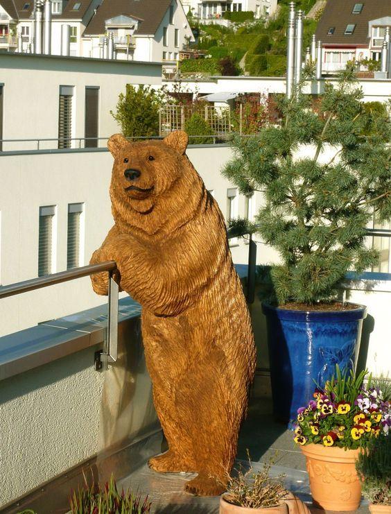 Мишки ремесло, резьба по дереву, медведь, животные, фотография, скульптура, длиннопост