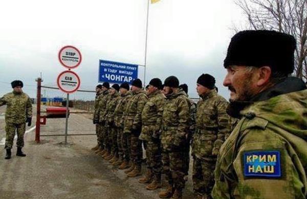 Украина сошла с ума: Ислямов готовит вооруженный мятеж в Крыму. Политика, Крым, крымскиетатары, Меджелис, сумасшествие, Украина, Россия