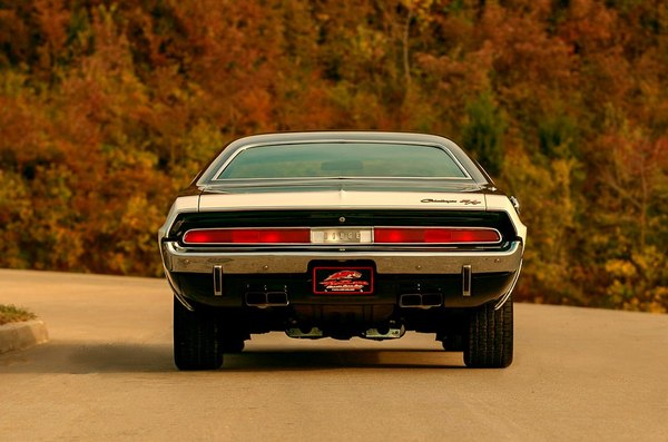 1970 Dodge Challenger RT 440 390 HP Dodge Challenger, Маскл кар, авто, машина, длиннопост