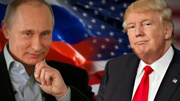 Опрос: Путину в мире доверяют больше, чем Трампу Опрос, статистика, популярность, Путин, Трамп, политика
