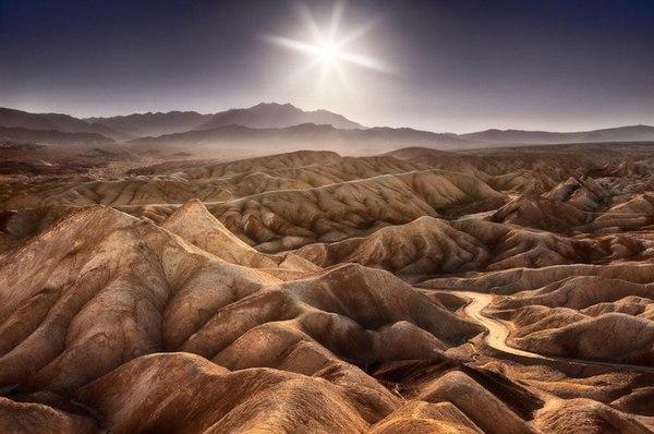 20 мест на Земле, выглядящих как инопланетный ландшафт (вторая часть) природа, красота природы, планета Земля, география, экзотика, длиннопост