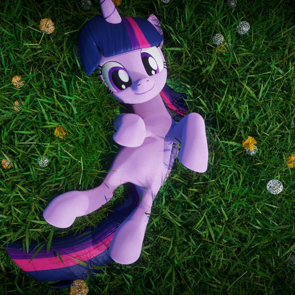 Twilight Sparkle wants belly rubs my little pony, Twilight Sparkle, 3d pony