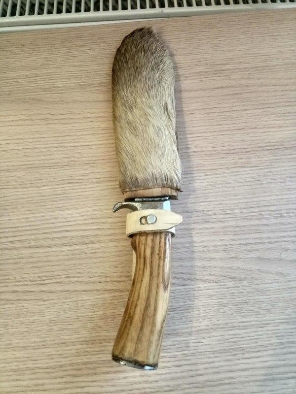 Восстановление ножа [Нужна помощь] нож, умельцы, реставрация, длиннопост