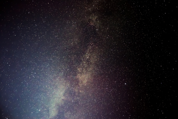 Млечный путь Nikon D3100, млечный путь, космос