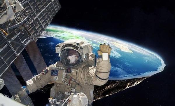 Секретное фото НАСА. Правда, которую они скрывали от нас все эти годы