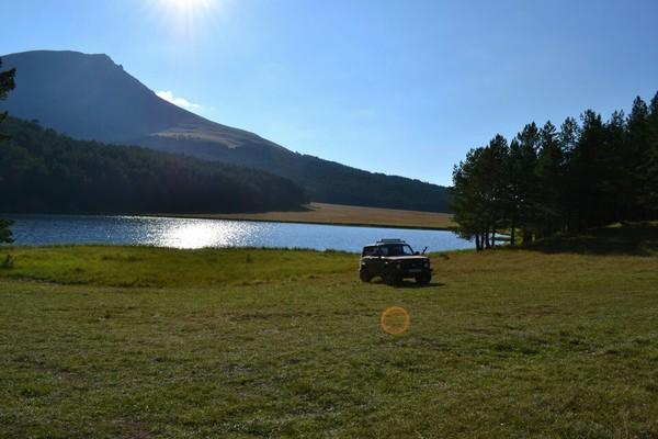 Легенда об озере Хурла-Кёль. Озеро, карачай, Легенда, Нарты, эпос, длиннопост