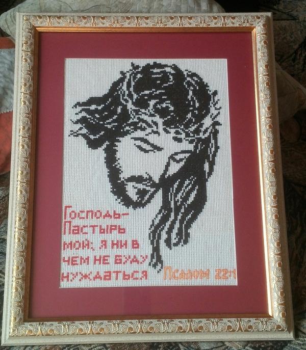 Вышивка крестом вышивка крестом, ручная работа, пятничный тег моё