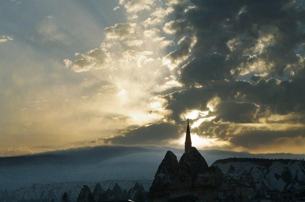 Каппадокия, день третий. Турция, туризм, Каппадокия, фотография, путешествия, рассвет, длиннопост