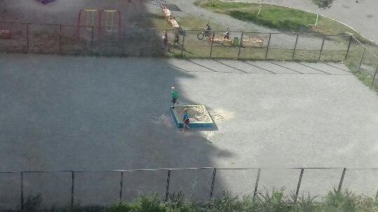 Копейские футболисты теперь немного пляжные Копейск, Челябинская область, футбол, спорт, фотография