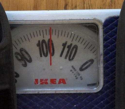 Похудение: день 5, вес 102 кг. ActionBlog, Похудение, спорт, длиннопост