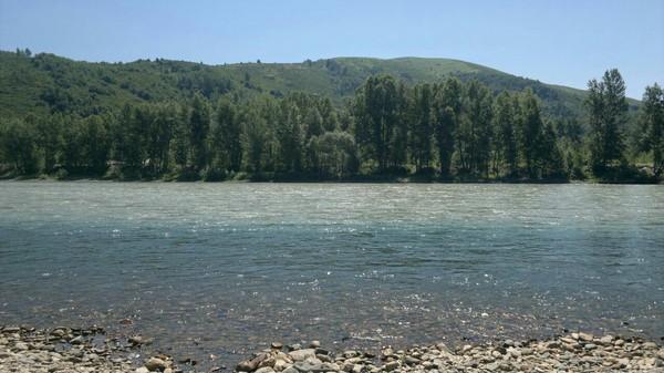 Две реки в одной