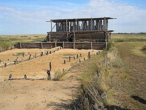 Аркаим — укрепленное поселение бронзовой эры Аркаим, история, Это Интересно Шоу, жить в России, длиннопост