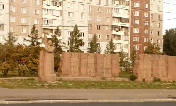 Проспект имени газеты Красноярский рабочий Красноярск, дорога