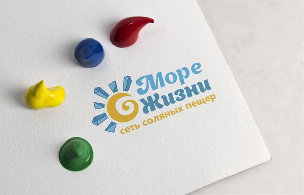 Летнее лого! логотип, графический дизайн, дизайн, Дизайнер, позитив, море, векторная графика, мокап