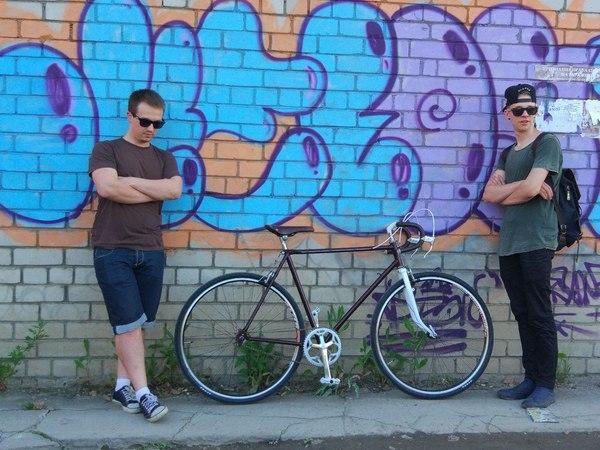 Новый ХВЗ турист (Часть 2) хвз, туристы, парк, костер, переделка, покраска, robertkoff, велосипед, видео, длиннопост