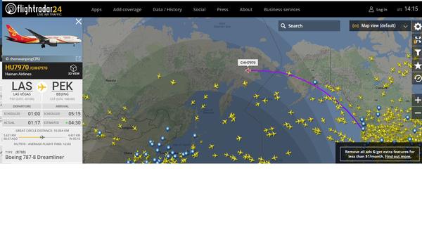 Как летают самолёты. самолет, карта, моё, flightradar24, длиннопост