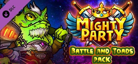 И снова Mighty Party: Battle and Toads (DLC) embloo, steam, халява