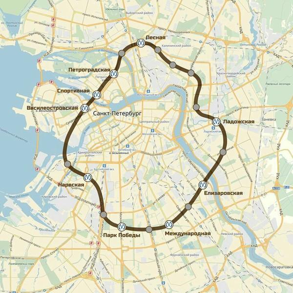 Кольцо в Санкт-Петербурге кольцо, метро, метро спб