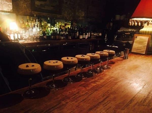 Это - не барные стулья, это - коктейли