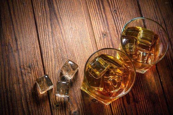 Почему лёд или просто вода раскрывает вкус виски наука и жизнь, виски, лёд, алкоголь, Крепкий алкоголь, вода, Гвоякол, вкусы