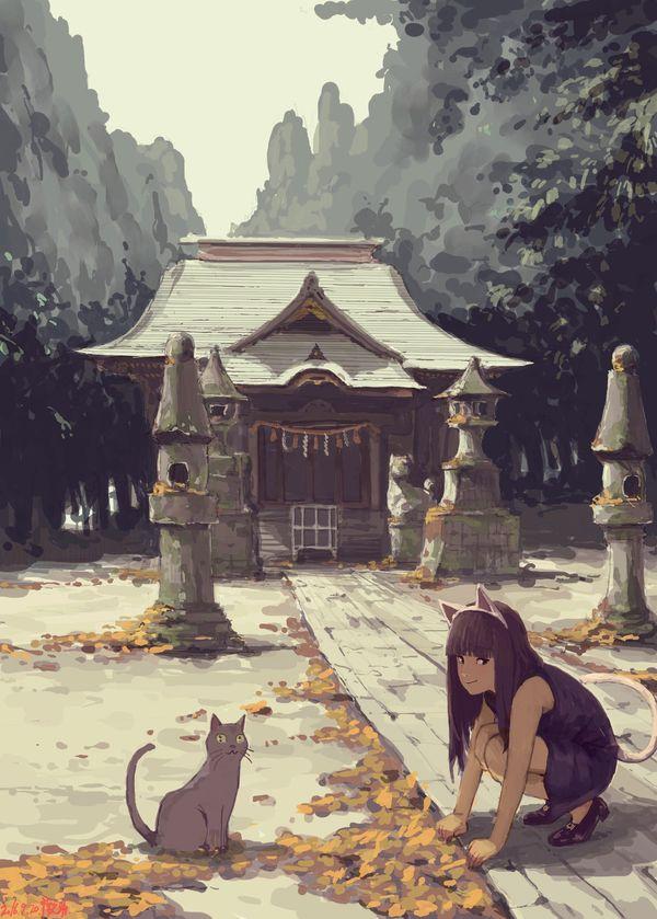 Визит в храм