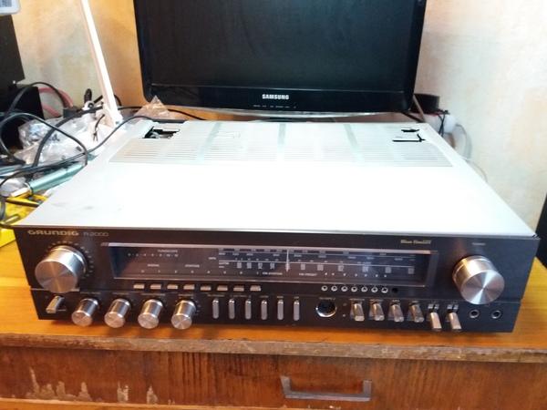 "Ремонт тюнера ""GRUNDIG R 2000"" самара, ремонт электроники, длиннопост, Folk Audio Custom"