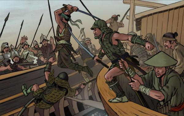 От манускриптов к мечу: европейский ответ Ушу и Кен-до боевые искусства, средневековье, фехтование, Европа, япония, реконструкция, длиннопост