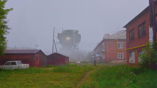 Когда выходные проводишь лето в деревне, но хочешь чтобы это были космические дни. Якуб Розальски, Тот самый фильм, деревня, длиннопост