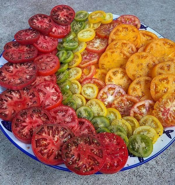 Салат из одного ингредиента. Рецепт от селекционеров :)