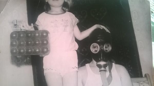 Когда твой батя в 1989 году купил фотоаппарат ФЭД