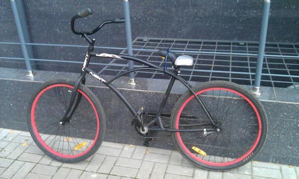 Мопед своими руками. Велосипед на прокачку. велосипед, круизер, кастом, мопед, длиннопост, своими руками