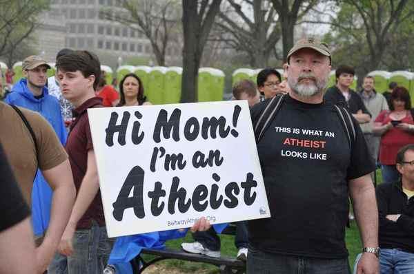Атеистов считают аморальнее верующих. Даже сами атеисты новости, Атеизм, религия, мораль