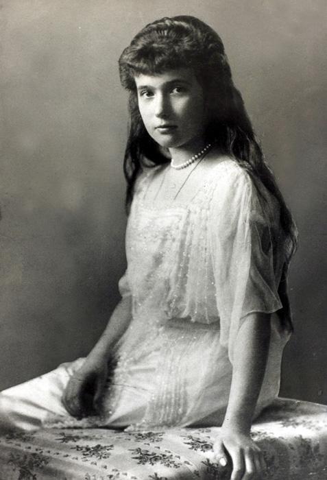 Великая княгиня Анастасия Николаевна Романова история, фотография, княгиня, Романовы, красивая девушка