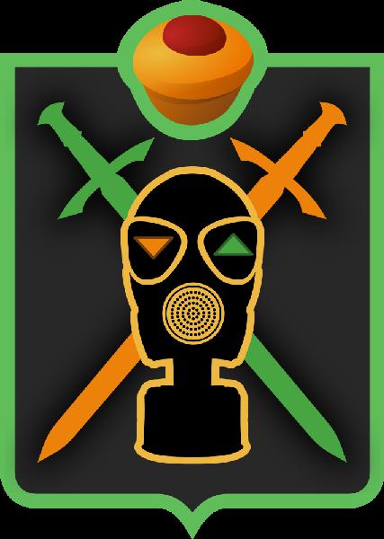 Рыцарям Свежего нужен свой герб. Рыцари свежего, эмблема, логотип, шеврон, длиннопост, векторная графика, пикабу