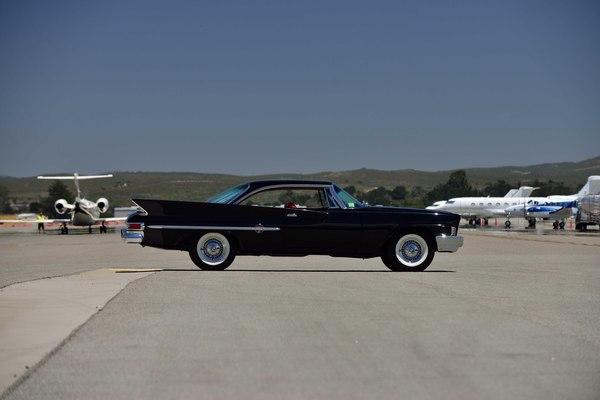 1961 Chrysler 300G Chrysler, авто, машина, длиннопост
