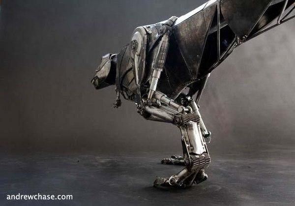 Роботы Будущего Роботы Будущего, арт, длиннопост