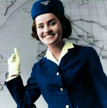 Первый полёт: прекрасное воспоминание из детства Авиация, Ил-18, полёт небо, Дети, отцы и дети, воспоминания из детства, стюардесса, длиннопост