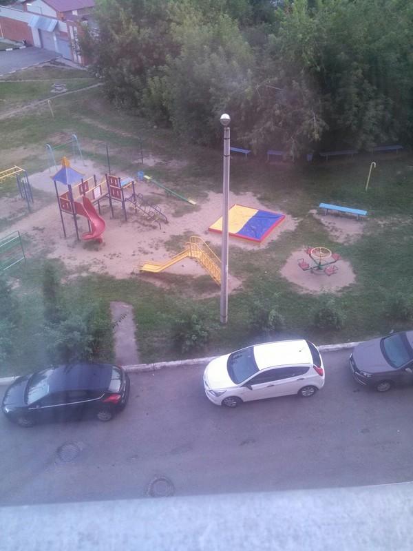Украина вездесущея Украина, жкх-арт, Чебоксары