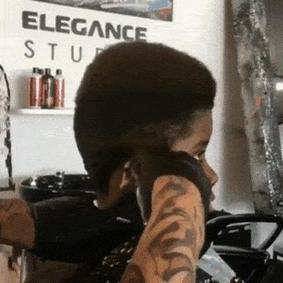 - Какую причёску вы хотите? Гифка, Негр, Прическа, Стрижка
